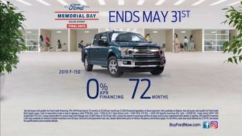 Ford Memorial Day Sales Event TV Spot, 'Homework: Trucks' Song by Danny Farrant [T2] - Thumbnail 5