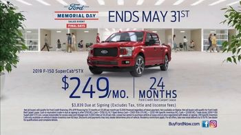Ford Memorial Day Sales Event TV Spot, 'Homework: Trucks' Song by Danny Farrant [T2] - Thumbnail 6