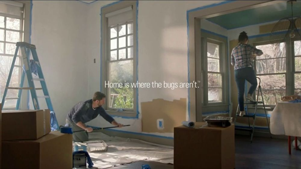 Orkin TV Commercial, 'Home Is Where the Termites Aren't'