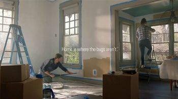 Orkin TV Spot, \'Home Is Where the Termites Aren\'t\'