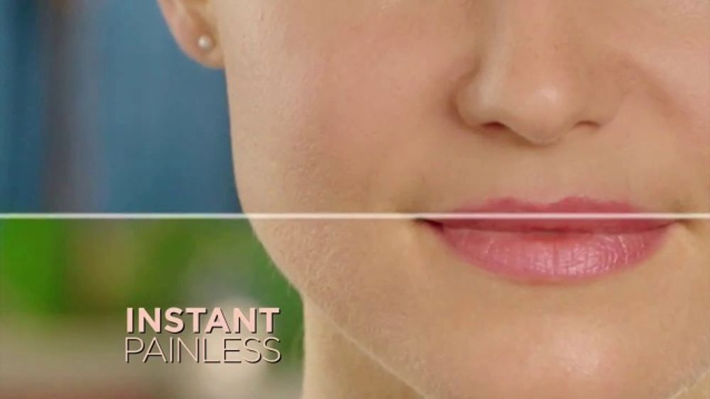 Finishing Touch Flawless TV Commercial, 'Easily Remove ...