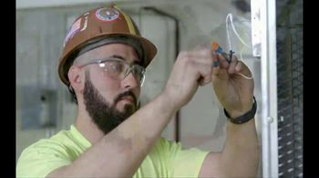 International Brotherhood of Electrical Workers TV Spot, 'IBEW: The Best Choice For Your Future'