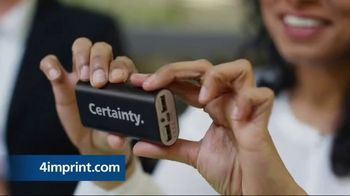 4imprint TV Spot, 'What Is Certainty?' - Thumbnail 7