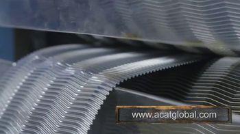 ACAT Global TV Spot, 'Manufacturing Marvels: Catalytic Converter'