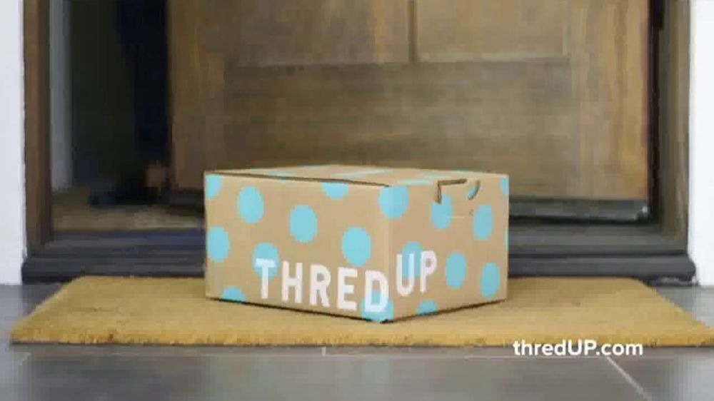 thredUP Memorial Weekend Sale TV Commercial, 'Biggest Closet in the World'