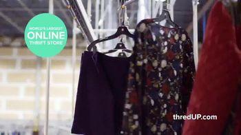 thredUP Memorial Weekend Sale TV Spot, 'Biggest Closet in the World' - Thumbnail 4
