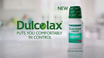 Dulcolax Liquid TV Spot, 'Gentle and Fast' - Thumbnail 8