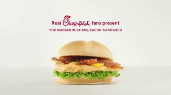 Chick-fil-A Smokehouse BBQ Bacon Sandwich TV Spot, 'The Little Things: Brittany and Kyle' - Thumbnail 1