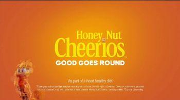 Honey Nut Cheerios TV Spot, 'Lower Cholesterol' - Thumbnail 10