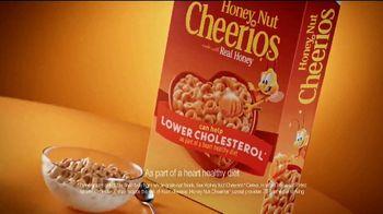 Honey Nut Cheerios TV Spot, 'Lower Cholesterol' - Thumbnail 9