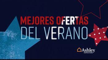 Ashley HomeStore Memorial Day Sale TV Spot, 'Las mejores ofertas del verano' canción de Midnight Riot [Spanish] - Thumbnail 3