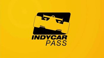 NBC Sports Gold IndyCar Pass TV Spot, 'Every Race Live: $15 Off in May'