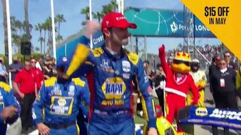 NBC Sports Gold IndyCar Pass TV Spot, 'Every Race Live: $15 Off in May' - Thumbnail 4