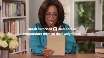 WW TV Spot, 'Oprah Facetime Launch: Cookbook' - Thumbnail 1