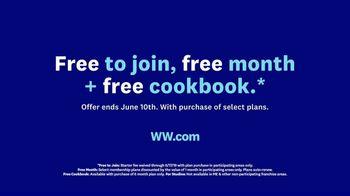WW TV Spot, 'Oprah Facetime Launch: Cookbook' - Thumbnail 6