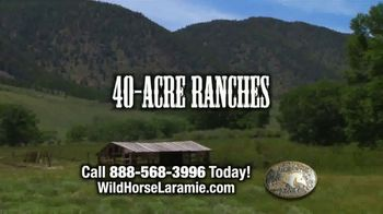 Wild Horse Ranch TV Spot, 'Laramie' - Thumbnail 3