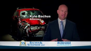 Law Offices of Bachus & Schanker TV Spot, 'Every Crash Is Different' - Thumbnail 2