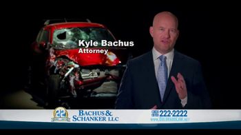 Law Offices of Bachus & Schanker TV Spot, 'Every Crash Is Different' - Thumbnail 3