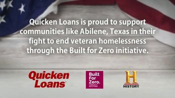 Quicken Loans TV Spot, 'Veteran Homelessness' - Thumbnail 1
