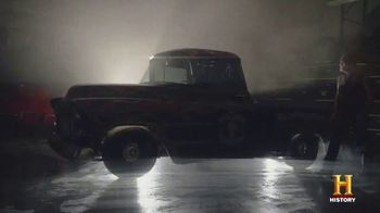 Cooper Tires TV Spot, 'History Channel: Go-Car' Featuring Danny Koker - Thumbnail 1