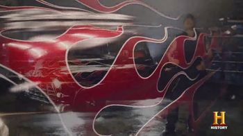 Cooper Tires TV Spot, 'History Channel: Go-Car' Featuring Danny Koker - Thumbnail 5
