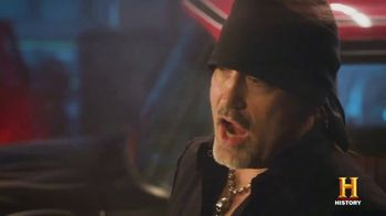 Cooper Tires TV Spot, 'History Channel: Go-Car' Featuring Danny Koker - Thumbnail 7