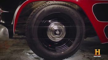 Cooper Tires TV Spot, 'History Channel: Go-Car' Featuring Danny Koker - Thumbnail 8
