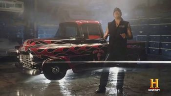 Cooper Tires TV Spot, 'History Channel: Go-Car' Featuring Danny Koker - Thumbnail 9