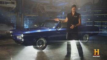 Cooper Tires TV Spot, 'History Channel: Muscle Car Vibe' Featuring Danny Koker - Thumbnail 3