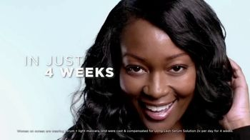 L'Oreal Paris Lash Serum Solution TV Spot, 'Lash Caring Complex' - Thumbnail 5