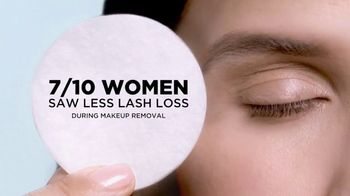 L'Oreal Paris Lash Serum Solution TV Spot, 'Lash Caring Complex' - Thumbnail 7