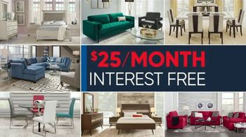 Rooms to Go Memorial Day Sale TV Spot, 'Five Piece Reclining Living Room' - Thumbnail 2