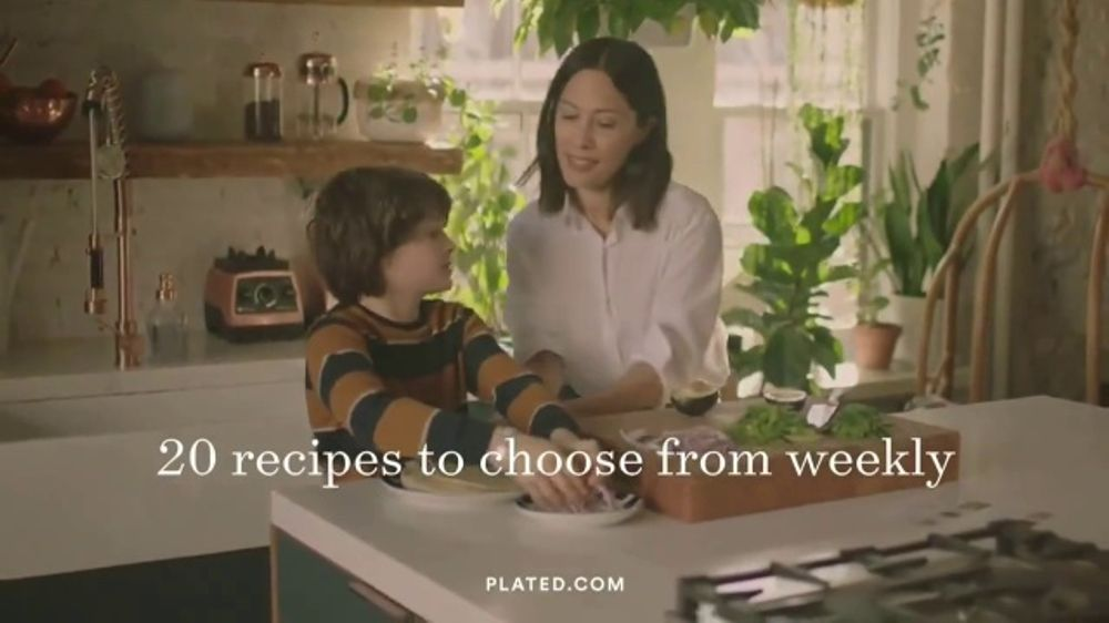 Plated TV Commercial, 'Everything You Need: Save $80'