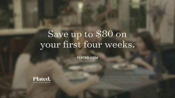 Plated TV Spot, 'Everything You Need: Save $80' - Thumbnail 9