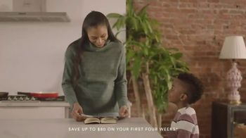 Plated TV Spot, 'Everything You Need: Save $80' - Thumbnail 2