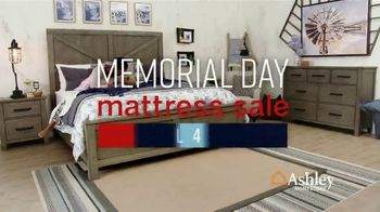 Ashley HomeStore Memorial Day Mattress Sale TV Spot, 'Bed, Sofa or Recliner' Song by Midnight Riot - Thumbnail 2