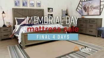 Ashley HomeStore Memorial Day Mattress Sale TV Spot, 'Bed, Sofa or Recliner' Song by Midnight Riot - Thumbnail 3