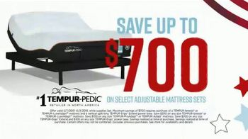 Ashley HomeStore Memorial Day Mattress Sale TV Spot, 'Bed, Sofa or Recliner' Song by Midnight Riot - Thumbnail 4