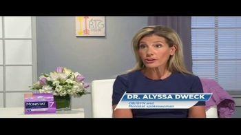 Monistat 7 TV Spot, 'Dr. Dweck' - Thumbnail 6