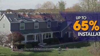 1-800-HANSONS TV Spot, 'Stain-Free Roof: 65 Percent Off Installation' - Thumbnail 2