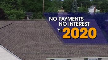 1-800-HANSONS TV Spot, 'Stain-Free Roof: 65 Percent Off Installation' - Thumbnail 5