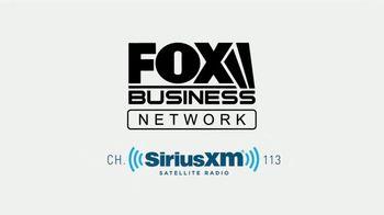 Sirius/XM Satellite Radio TV Spot, 'FOX Business' - Thumbnail 2