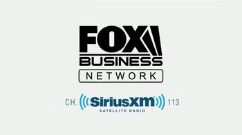 Sirius/XM Satellite Radio TV Spot, 'FOX Business'