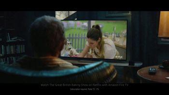 Amazon Fire TV Cube TV Spot, 'Zombie: The Great British Baking Show' - Thumbnail 7