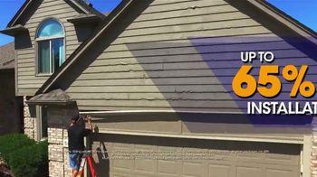 1-800-HANSONS TV Spot, 'Weatherproof Siding: 65 Percent Off Installation' - Thumbnail 2