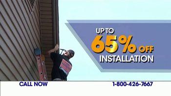 1-800-HANSONS TV Spot, 'Weatherproof Siding: 65 Percent Off Installation' - Thumbnail 6