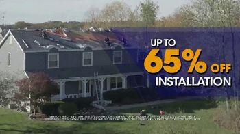 1-800-HANSONS TV Spot, 'Hail-Resistant Roof: 65 Percent Off Installation' - Thumbnail 3