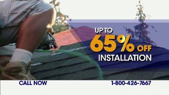 1-800-HANSONS TV Spot, 'Hail-Resistant Roof: 65 Percent Off Installation' - Thumbnail 7