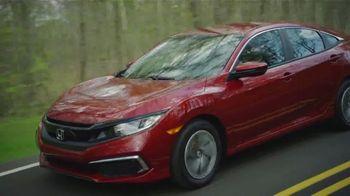 Honda Memorial Day Sales Event TV Spot, '2019 Civic' [T2] - Thumbnail 2