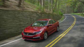 Honda Memorial Day Sales Event TV Spot, '2019 Civic' [T2] - Thumbnail 3